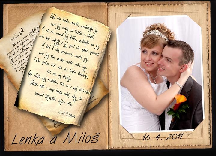 Lenka{{_AND_}}Miloš - Obrázok č. 33