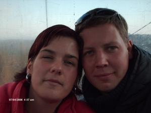 náš výlet do hor :o)