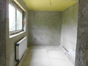 nová podlaha i v ložnici :-)