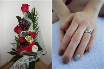 10.10.2014 zásnuby - naprosto nečekané překvapení