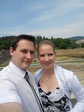 spolu na svatbě 2012