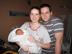 s naší láskou Viktorii 29.2.2012