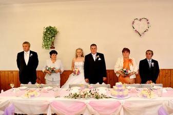 U svatební tabule