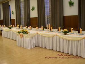 tu bude svadba..kulturak cunovo