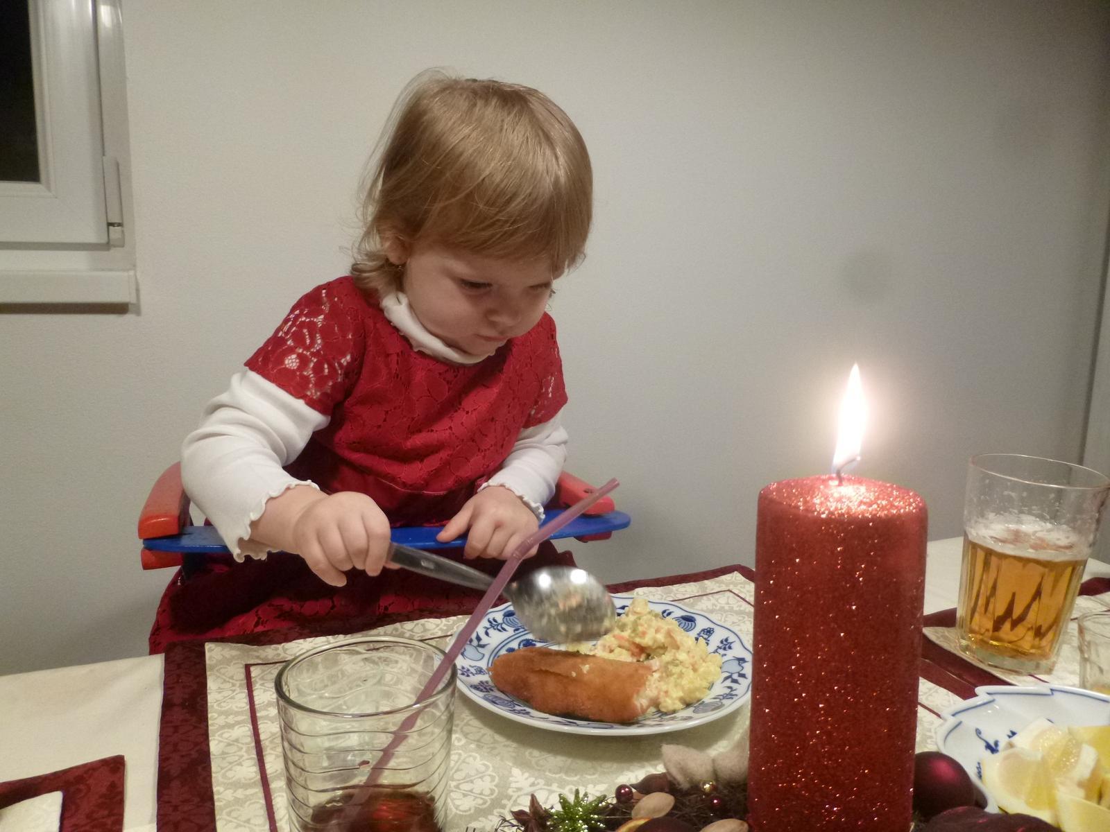 Vánoce '14 poprvé ve svém - Obrázek č. 37