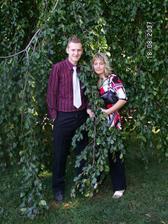 To už snad není ani pravda :-) tenkrát na svatbě sestřenice Janičky Hrubé :-) a te´d nás to čeká taky, kdo by to řekl
