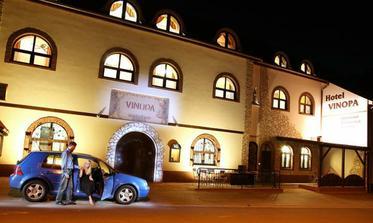 Hotel Vinopa Hustopeče
