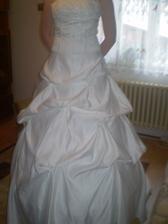 šaty a spodnica ...