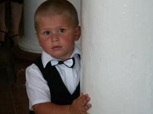 moj synovec Tobiasko