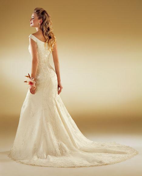 Vysnivana svadba - ...ako pre princeznu..