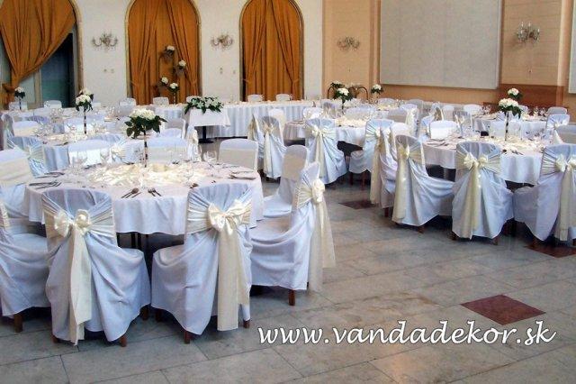 Vysnivana svadba - Nasa sala ;o)
