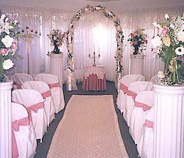 MY WEDDING IDEAS - THINK PINK!