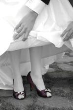 Kvôli tejto fotke som mala farebné topánky :-) Veľké dík fotografovi