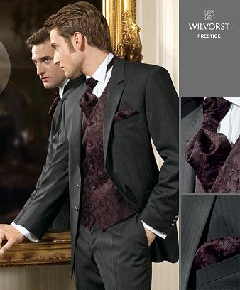 S & I - velmi hezký oblek pre mojho drahého :)