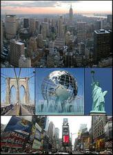 New York - naše svatební cesta