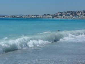 vlny jako domy :)