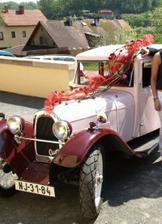 auto, které nás poveze