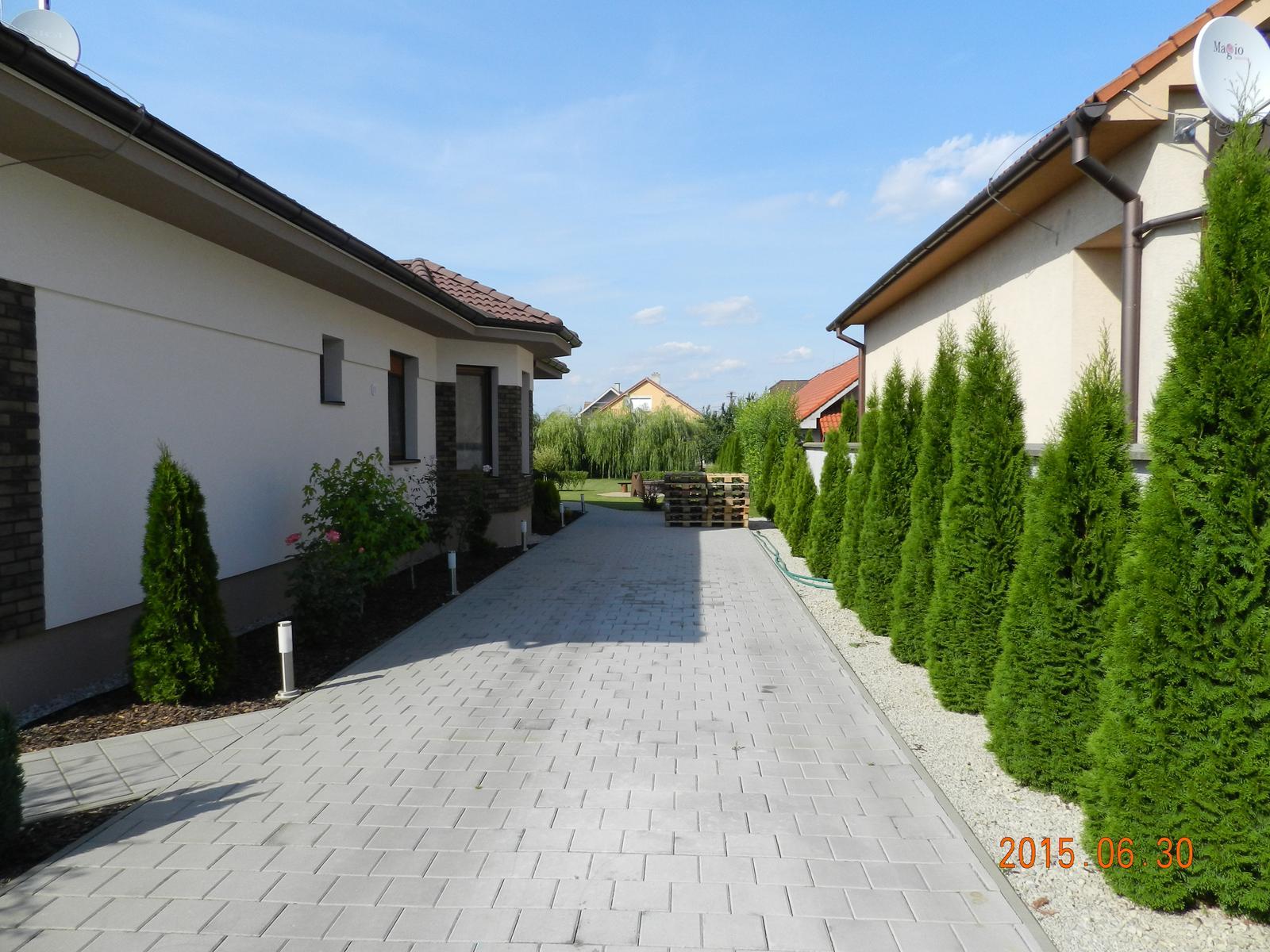 Finiš - stavba ukončená 29.jún 2015 - Obrázok č. 9