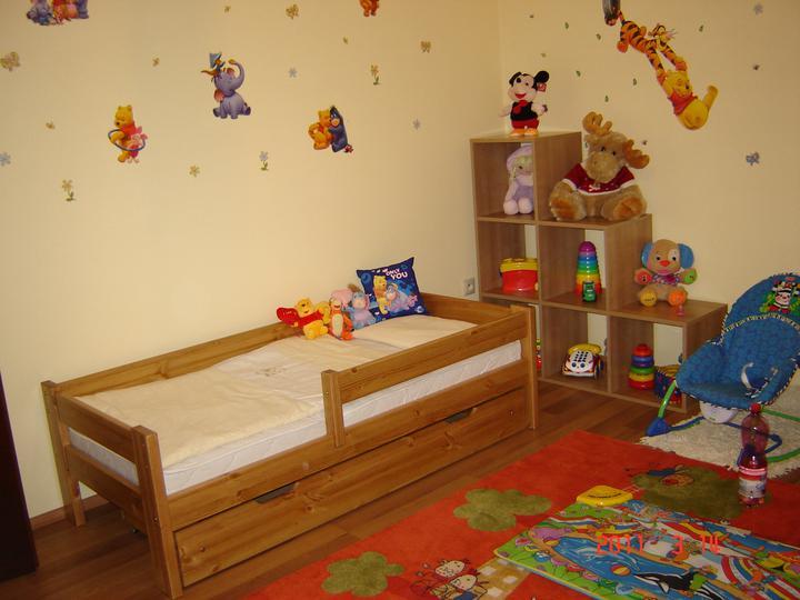 20.júla 2008 sme sa nastahovali do nasho domceka - detská izba v súčasnosti :)