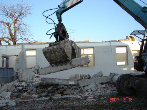 Vysnivany domcek 1. stavba 2007/2008 - Obrázok č. 2