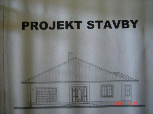 Vysnivany domcek 1. stavba 2007/2008 - Obrázok č. 3