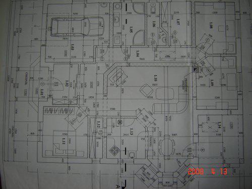 Vysnivany domcek 1. stavba 2007/2008 - Obrázok č. 4