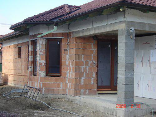 Vysnivany domcek 1. stavba 2007/2008 - Obrázok č. 34
