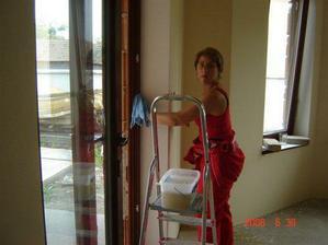 uz umyvam okna
