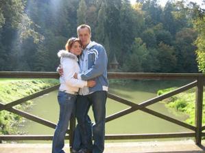 Tak konečně fotka nás dvou....