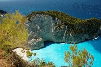 ...Řecko - ostrov Zakynthos :-))
