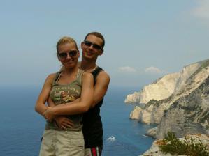 Svatební cesta na Zakynthos..:-) PS: Jirko, fotky od Tebe, jsou rozhodně nej, díky!!