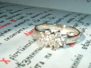 môj snubný dostala som ho 26.1.2005 na moje 24 narodeniny