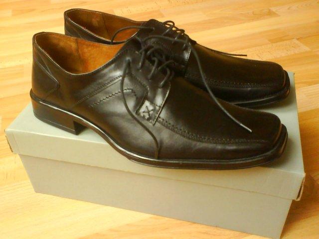 Naša predsvadobná príprava - topánky pre ženícha