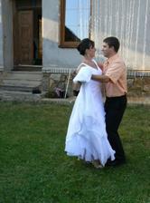 ..a první tanec