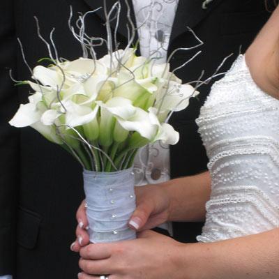 Adriana a Erik - svadobna kytička