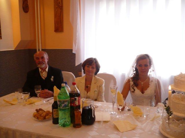 Silvia{{_AND_}}Michal - s mojimi rodičmi
