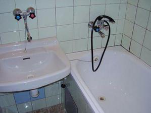 Koupelna, která nemá fakt chybu!!!
