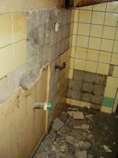 Stejně si celou tu rekonstrukci užívám a těším se, až bude byteček k bydlení :-)!