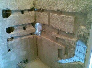 Zatím koupelna.... :-)