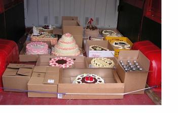 naše torty,