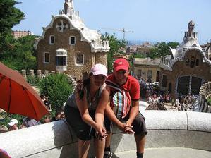 svadobná cesta v Španielsku 2008