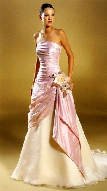 Najkrajšie svadobné šatičky - Obrázok č. 2