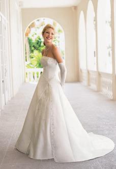 Najkrajšie svadobné šatičky - Obrázok č. 13