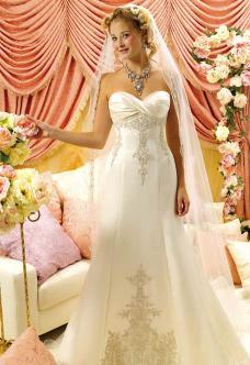 Najkrajšie svadobné šatičky - Obrázok č. 22