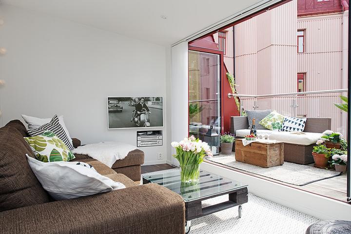 O verande (a spol) - Prepojiť ju vizualne s interiérom, nie exteriérom