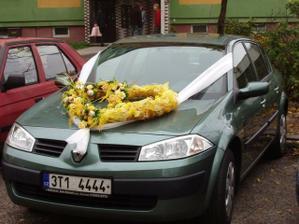 Moje krásné autíčko