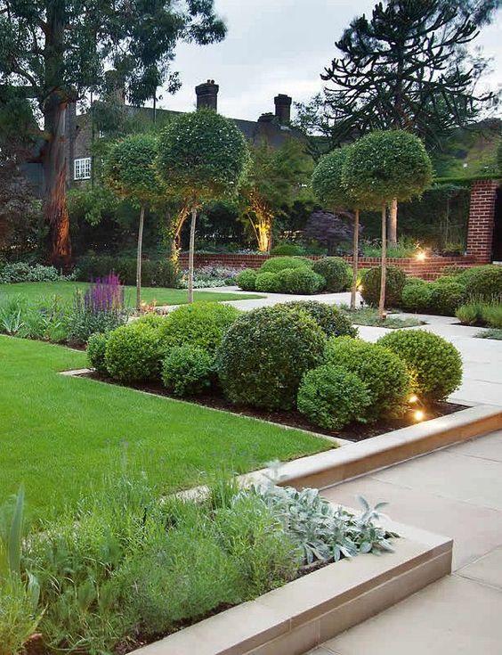 Zahrada geometrická - Obrázek č. 2