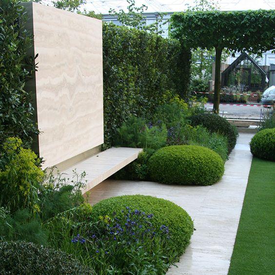 Zahrada geometrická - Obrázek č. 4