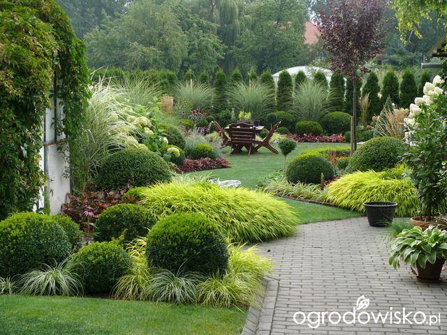 Zahrada geometrická - Obrázek č. 6
