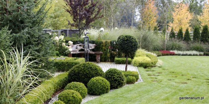 Zahrada geometrická - Obrázek č. 8